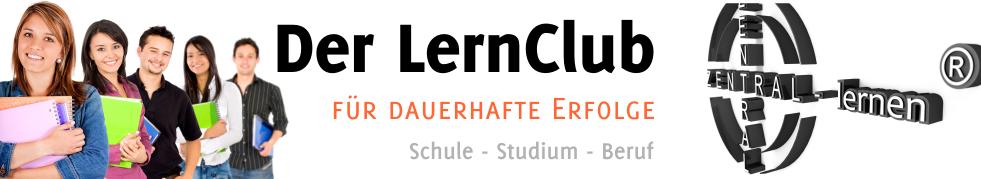 Lernen lernen im LernClub und e-Learning