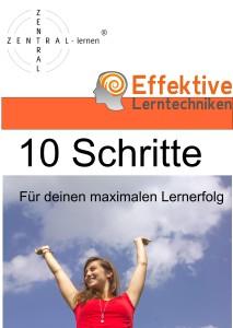 10 Schrite zu deinem maximalen Lernerfolg